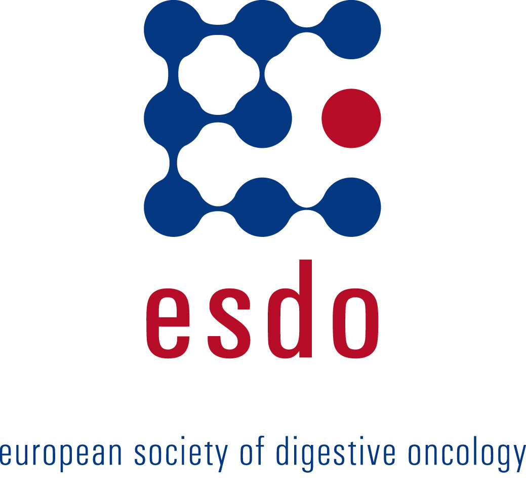 logo for European Society of Digestive Oncology