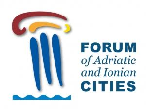 logo for Forum of Adriatic and Ionian Cities