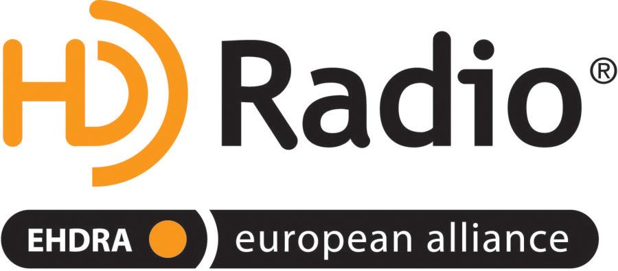 logo for European HD Radio Alliance