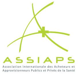 logo for Association Internationale des Acheteurs et Approvisionneurs Publics et Privés de la Santé