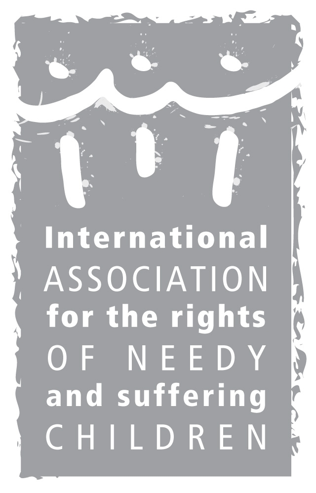 logo for International Association for the Rights of Needy and Suffering Children