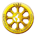 logo for International Association of Buddhist Universities