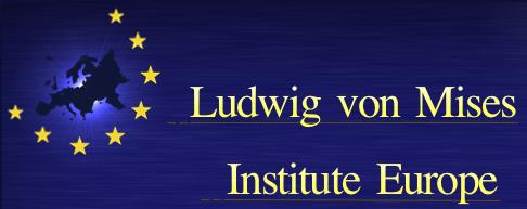 logo for Ludwig von Mises Institute Europe