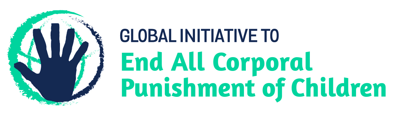 logo for Global Initiative to End All Corporal Punishment of Children
