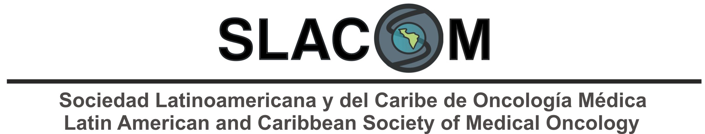 logo for Latin-American and Caribbean Society of Medical Oncology