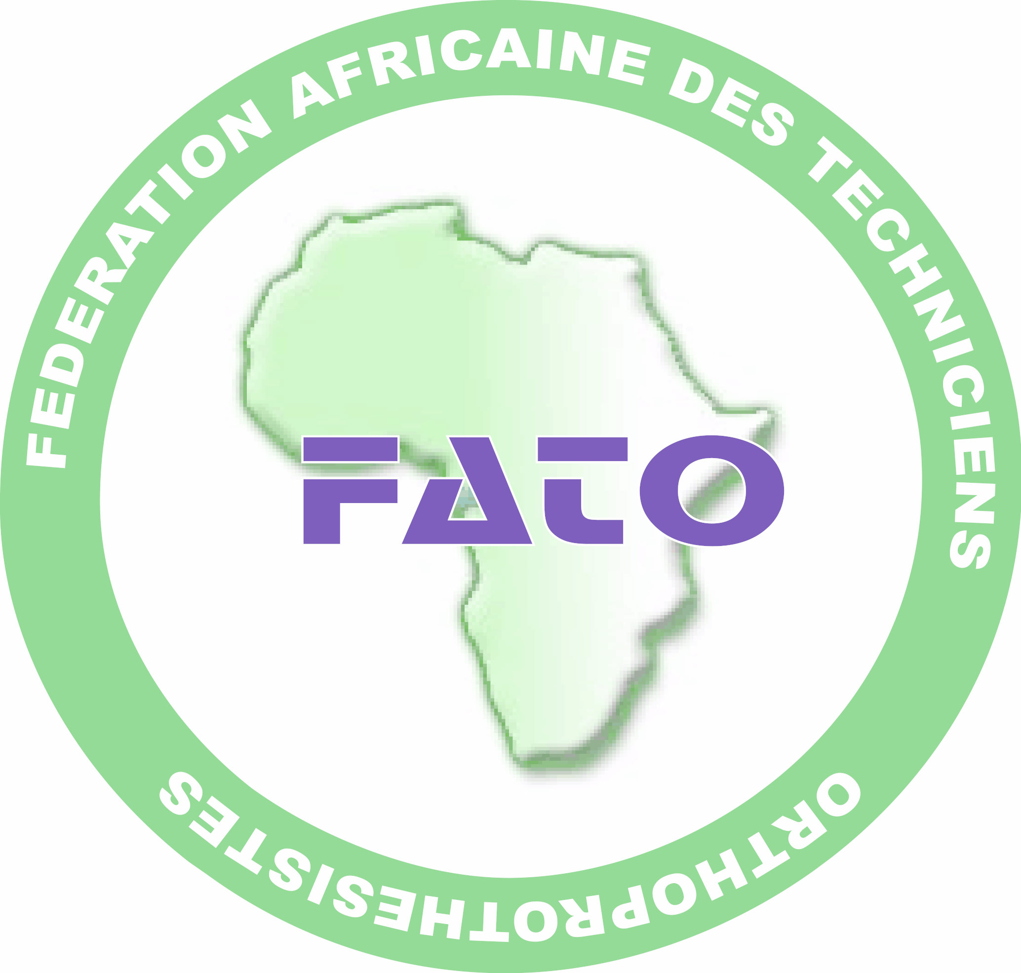 logo for Fédération africaine des techniciens orthoprothésistes