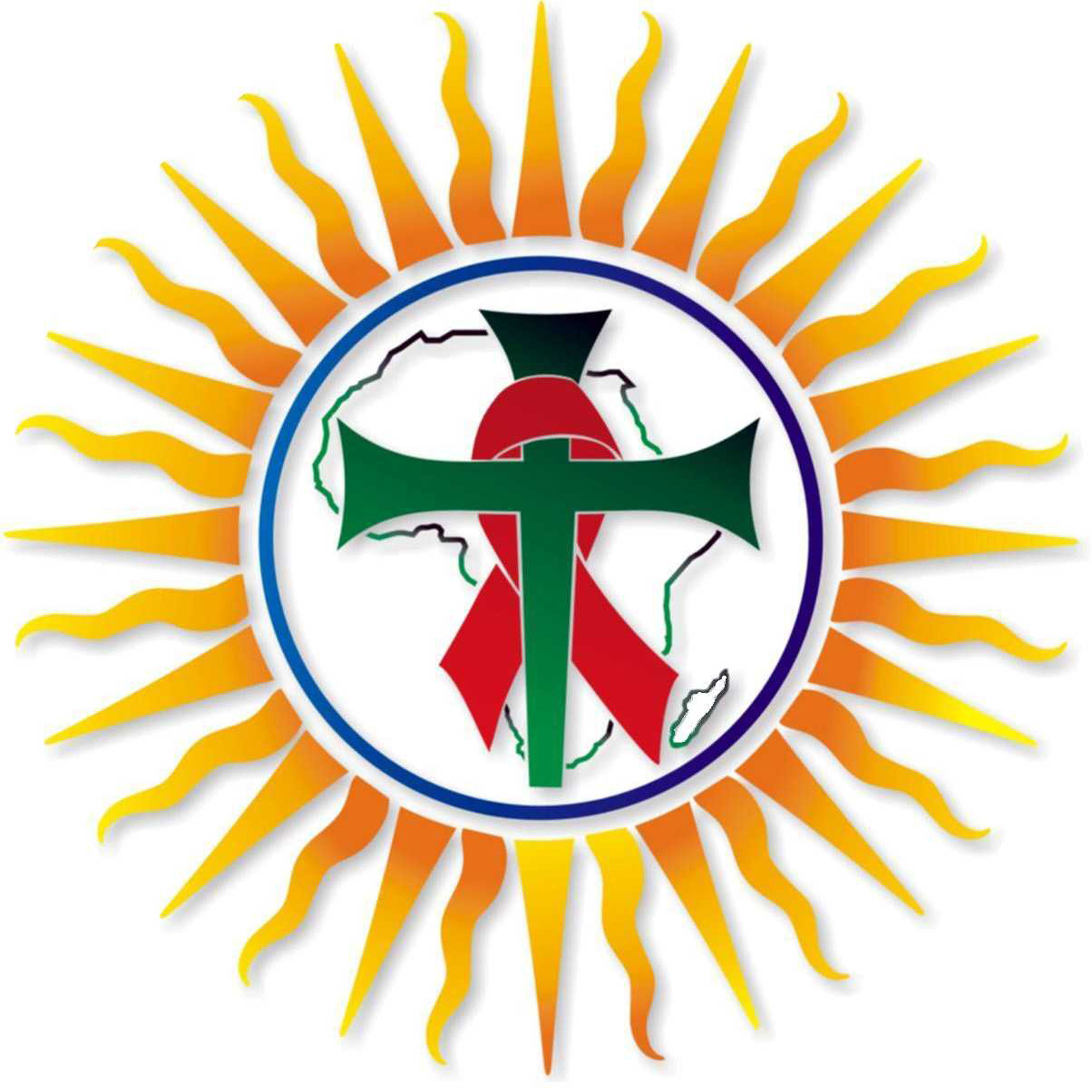 logo for African Jesuit AIDS Network