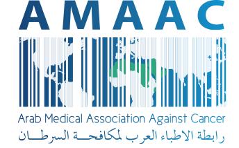 logo for Arab Medical Association Against Cancer