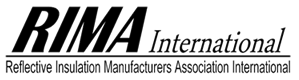 logo for Reflective Insulation Manufacturers Association International