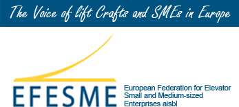 logo for European Federation for Elevator Small and Medium-sized Enterprises
