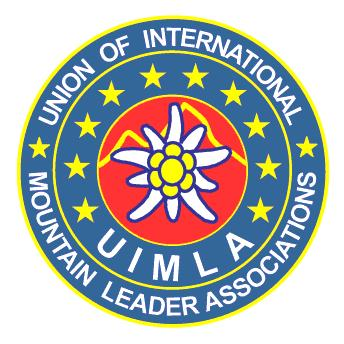 logo for Union of International Mountain Leader Associations