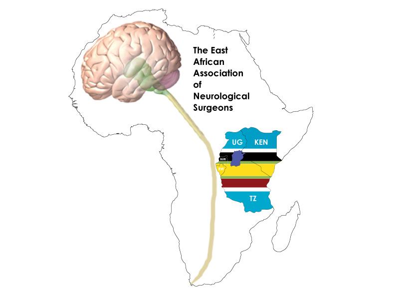 logo for East African Association of Neurological Surgeons