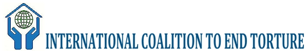 logo for International Coalition to End Torture