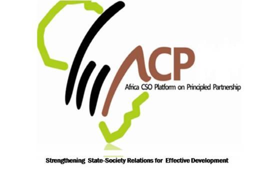 logo for Africa Platform