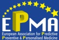 logo for European Association for Predictive, Preventive  and  Personalised Medicine