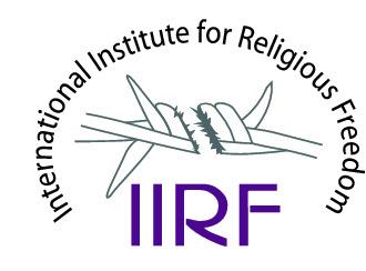 logo for International Institute for Religious Freedom
