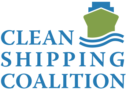 logo for Clean Shipping Coalition