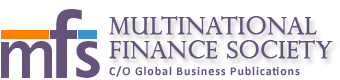 logo for Multinational Finance Society