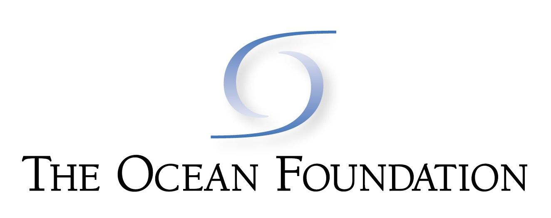 logo for The Ocean Foundation