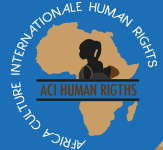 logo for Africa Culture Internationale Human Rights