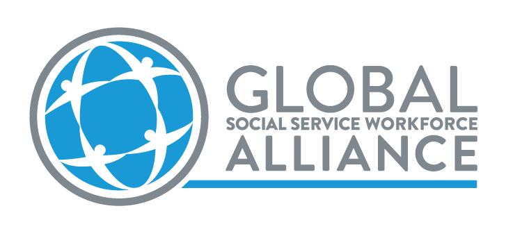 logo for Global Social Service Workforce Alliance