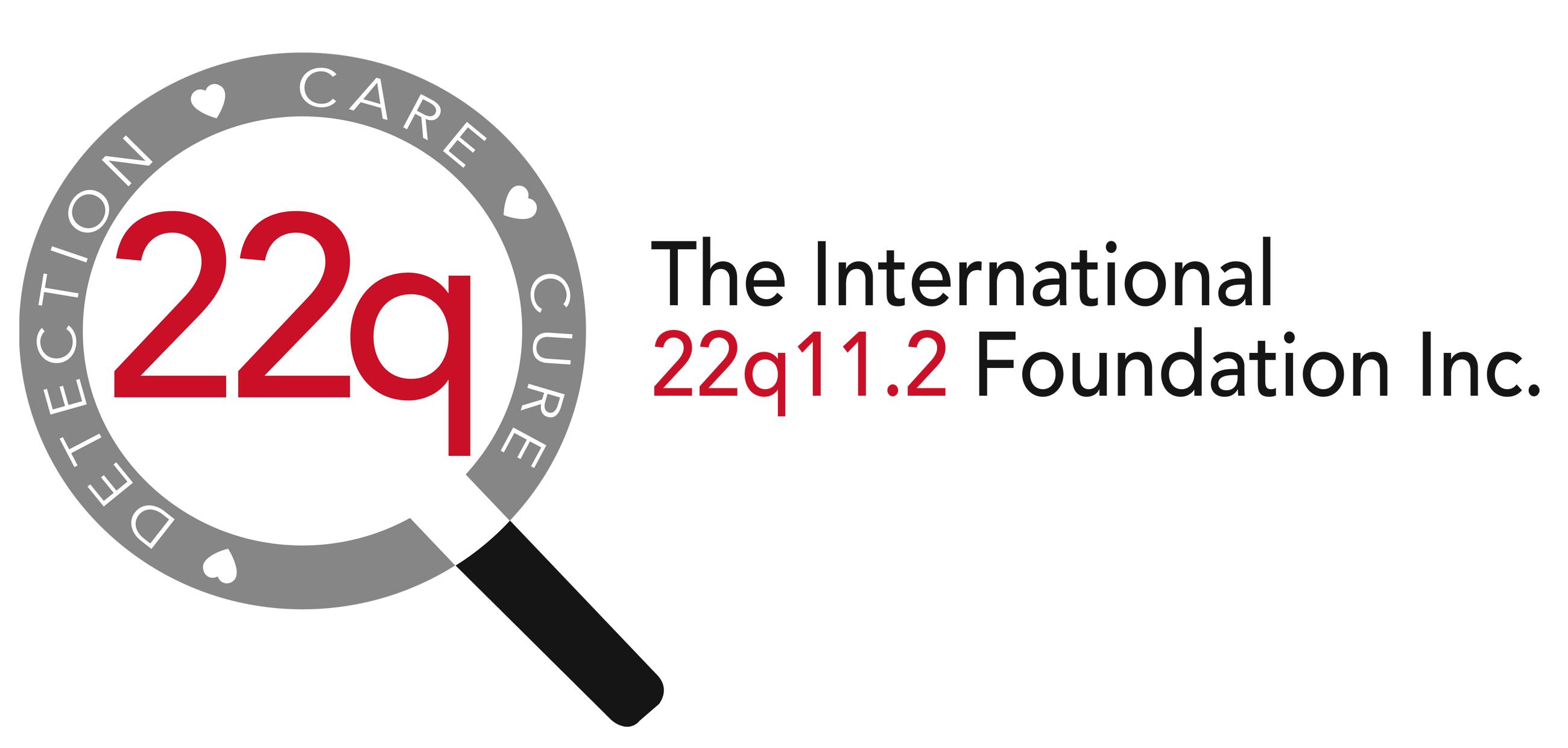 logo for International 22q11.2 Foundation