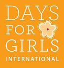 logo for Days for Girls International