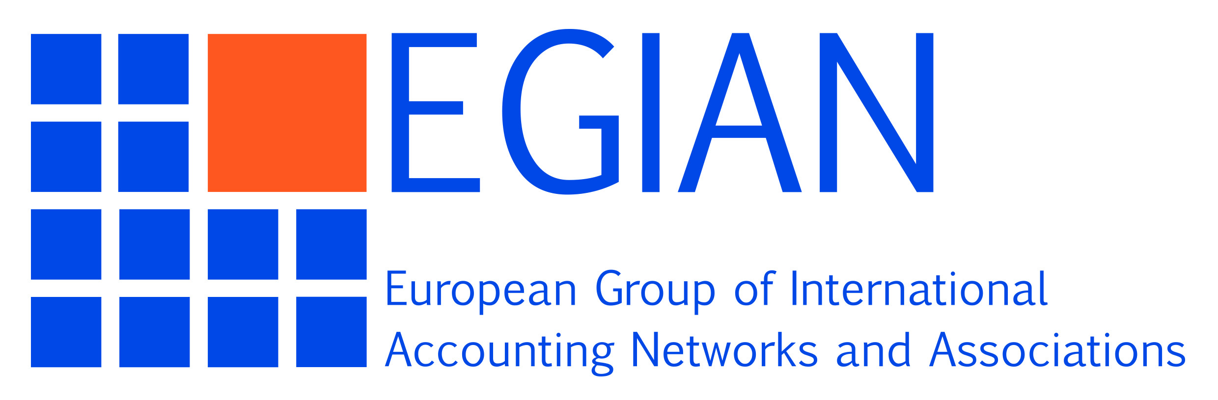 logo for European Group of International Accounting Networks and Associations