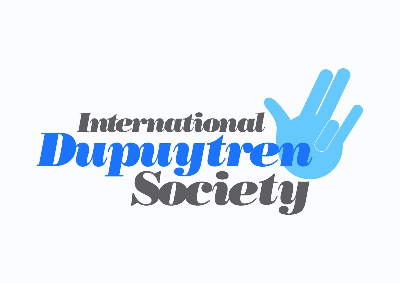 logo for International Dupuytren Society