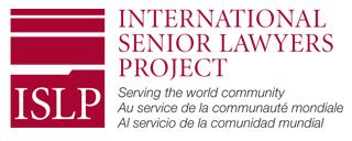 logo for International Senior Lawyers Project