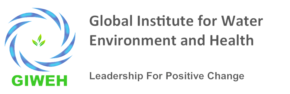 logo for Global Institute for Water, Environment and Health
