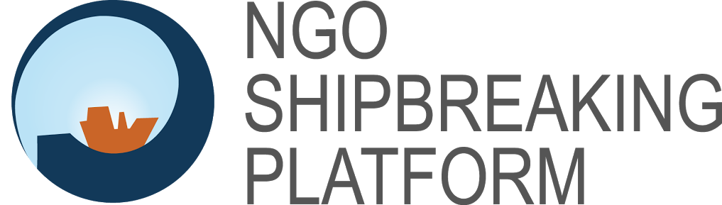 logo for NGO Shipbreaking Platform