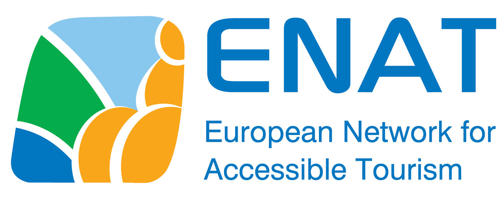 logo for European Network for Accessible Tourism