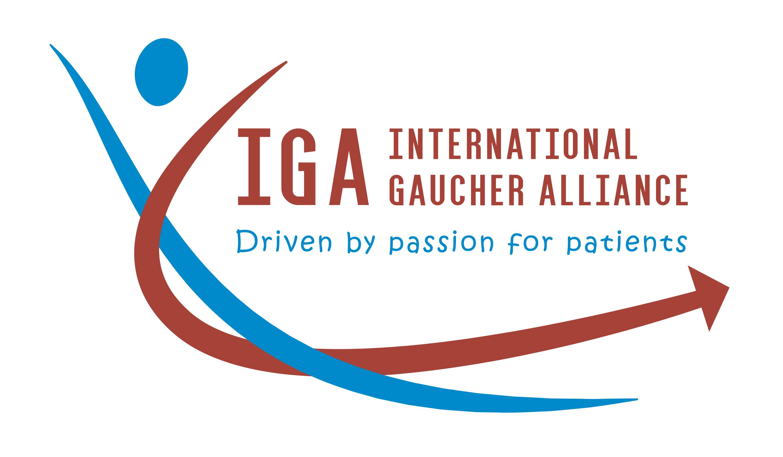 logo for International Gaucher Alliance
