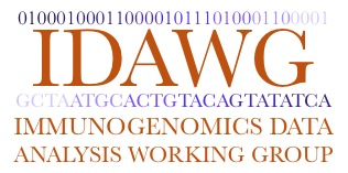 logo for Immunogenomics Data-Analysis Working Group