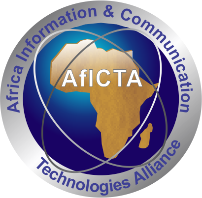 logo for Africa Information  and  Communication Technologies Alliance