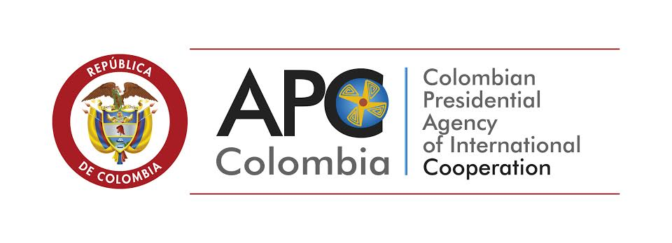 logo for Colombian Presidential Agency of International Cooperation