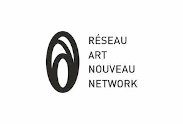 logo for Réseau Art Nouveau Network