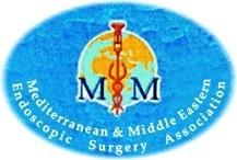 logo for Association Méditerranéenne et Moyen-orientale de Chirurgie Endoscopique