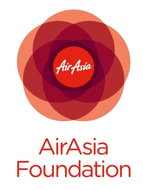 logo for AirAsia Foundation