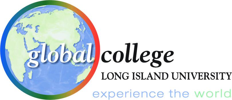 logo for Global College, Long Island University