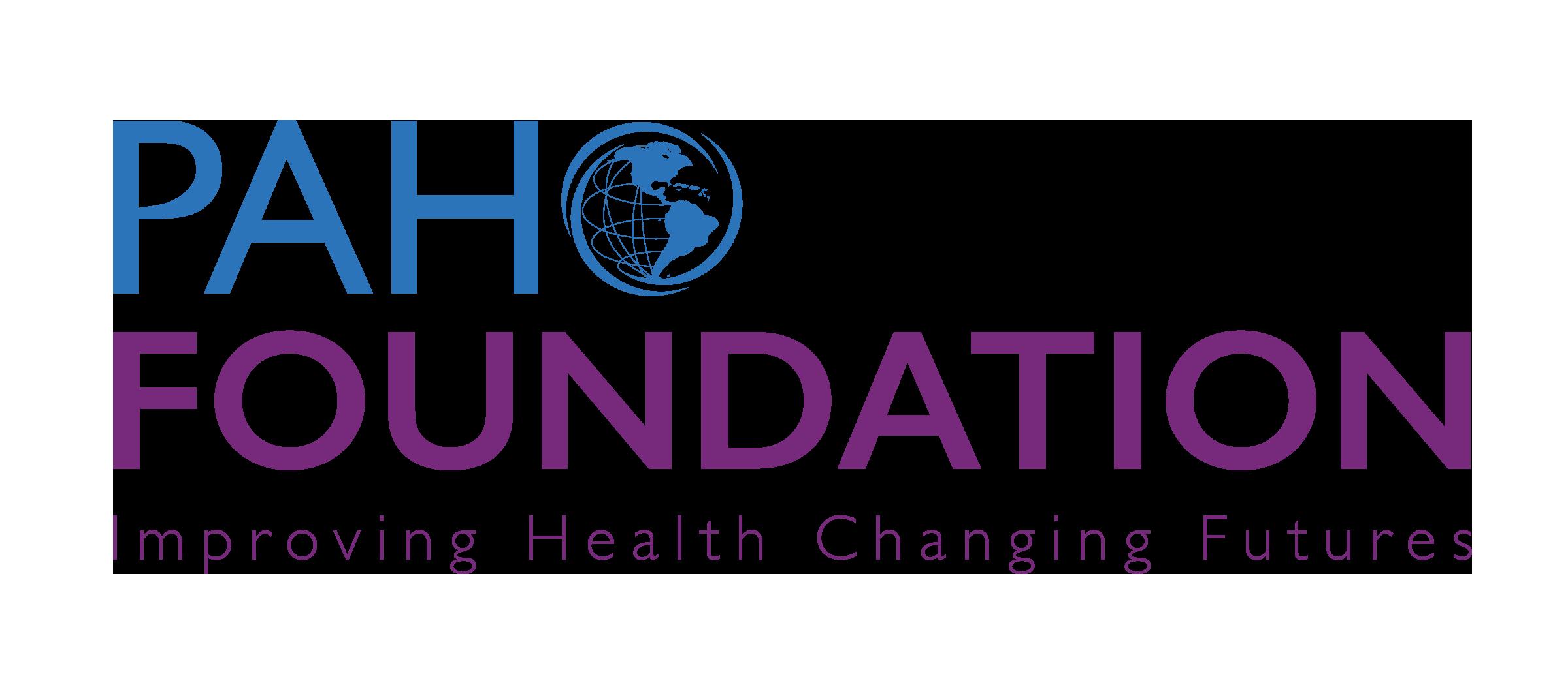 logo for PAHO Foundation