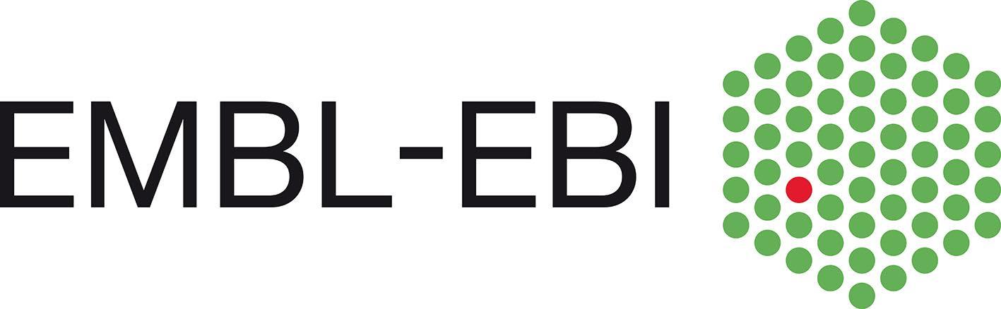 logo for EMBL European Bioinformatics Institute
