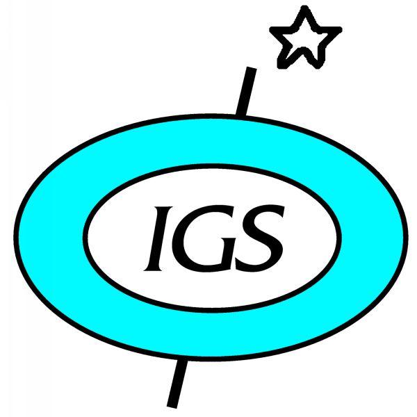 logo for International GNSS Service