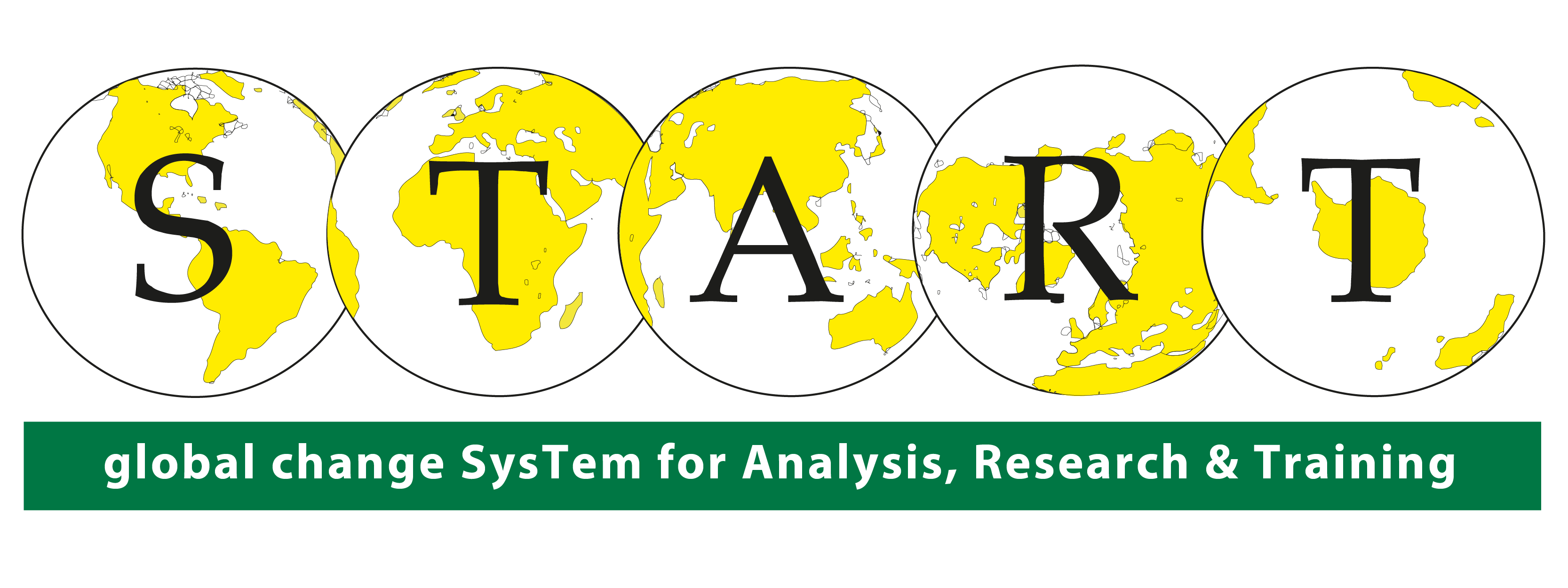 logo for Global Change System for Analysis, Research and Training