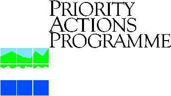 logo for Priority Actions Programme Regional Activity Centre
