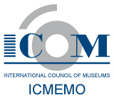 logo for International Committee of Memorial Museums for the Remembrance of Victims of Public Crimes