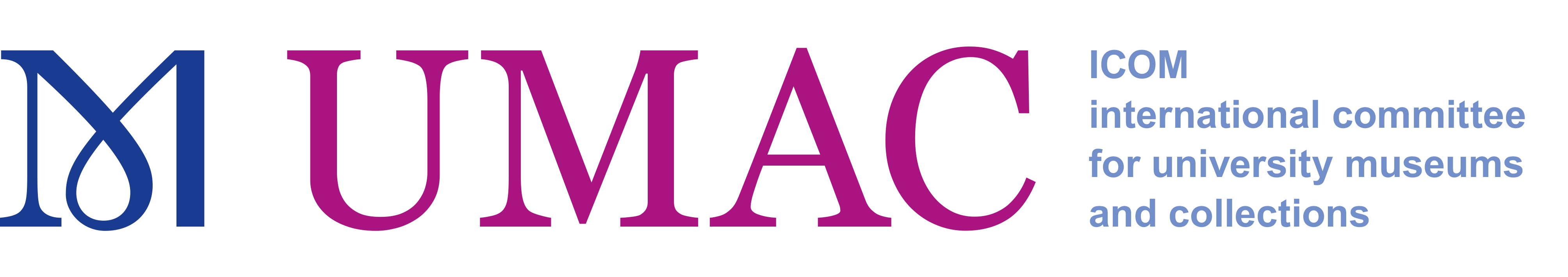 logo for ICOM International Committee for University Museums and Collections