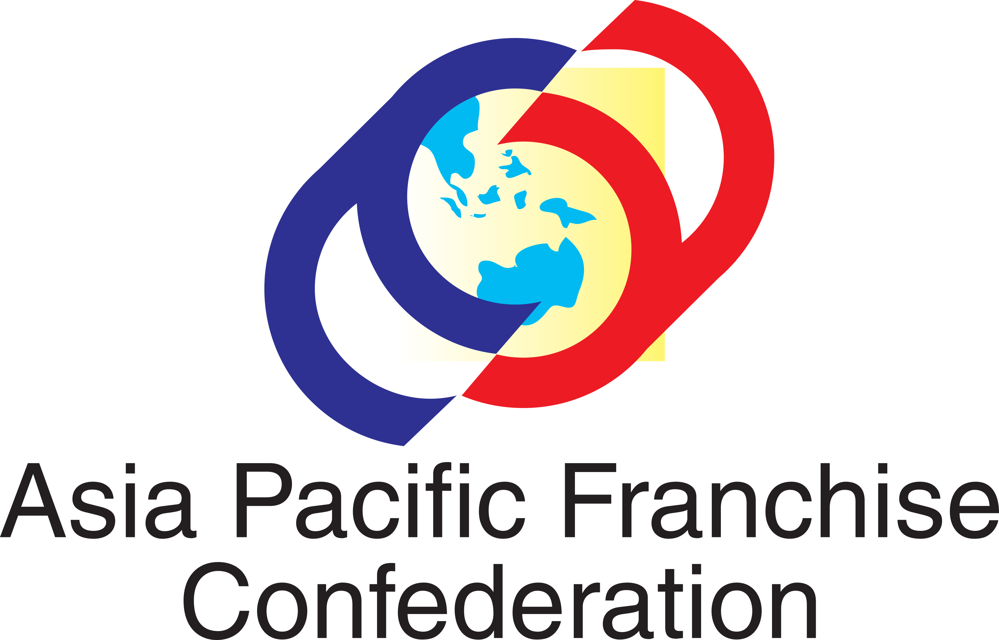 logo for Asia Pacific Franchise Confederation