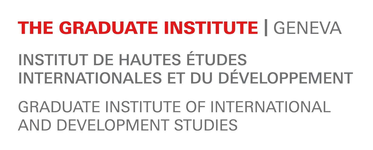 logo for Institut de hautes études internationales et du développement